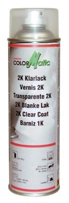 MOTIP Klarlack CM 2K Klarlack 500ml