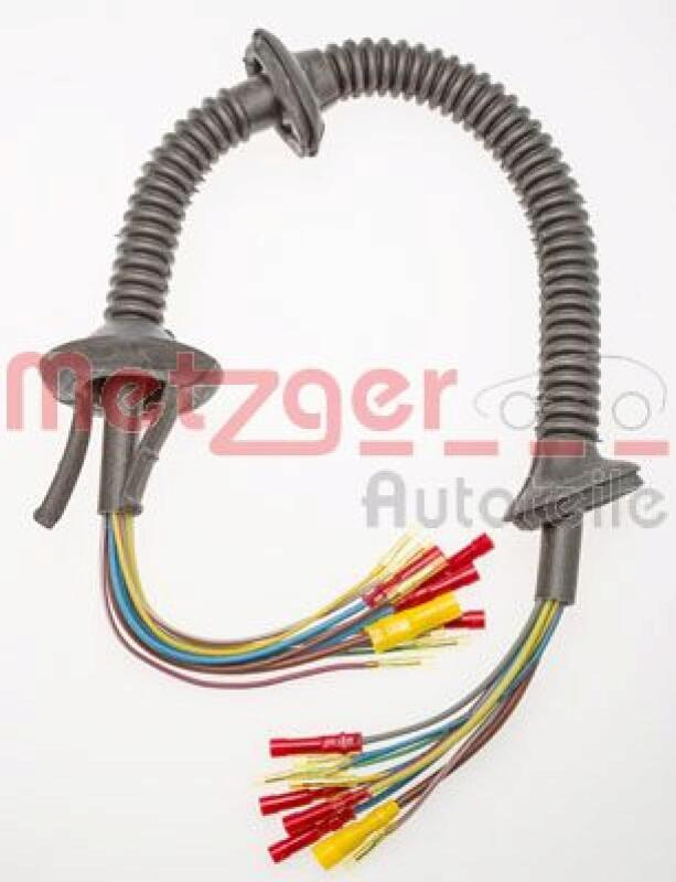 METZGER Kabelreparatursatz, Heckklappe