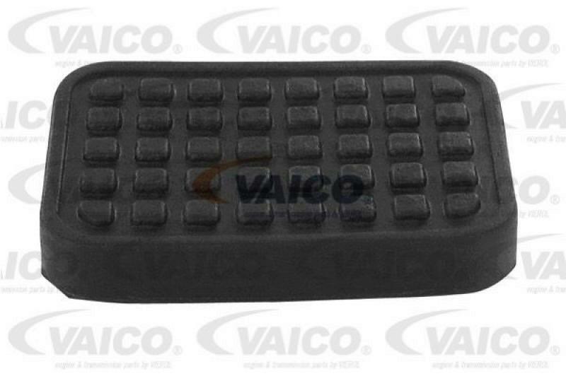 Pedalbelag, Kupplungspedal Original VAICO Qualität