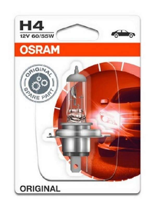 OSRAM H4 Glühlampe Hauptscheinwerfer