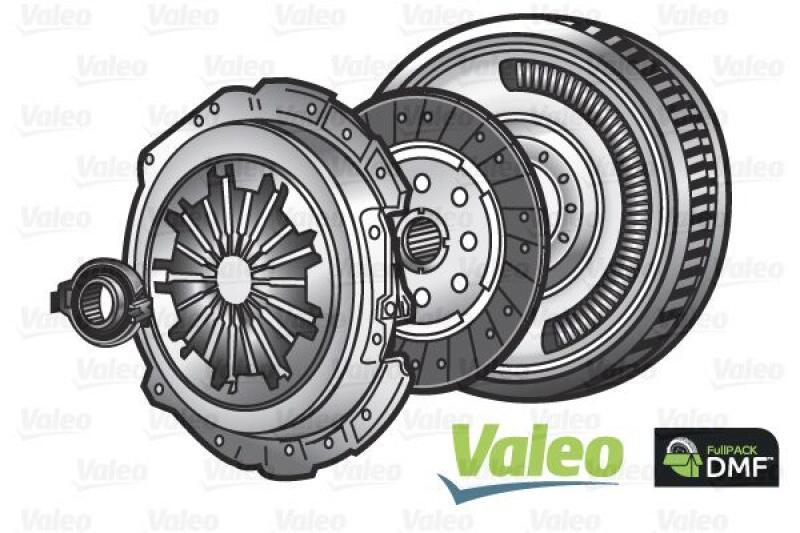 Kupplungssatz VALEO 832226 3KKIT für MINI
