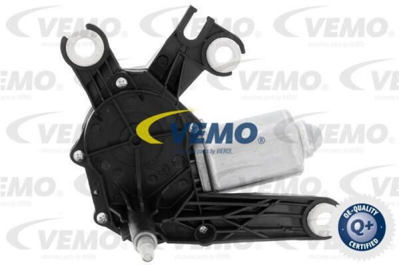 VEMO Wischermotor Q+, Erstausrüsterqualität
