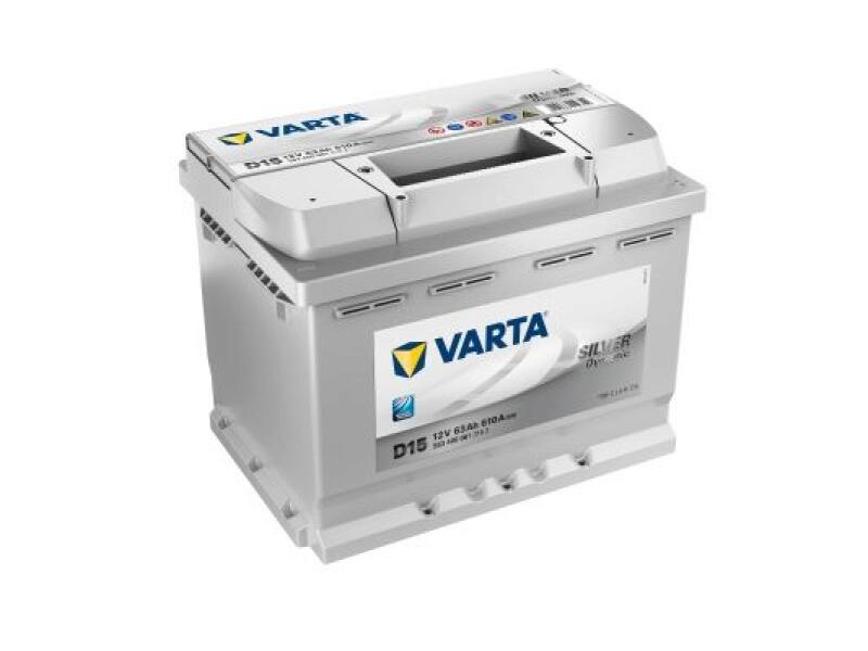 VARTA Starter Battery SILVER dynamic
