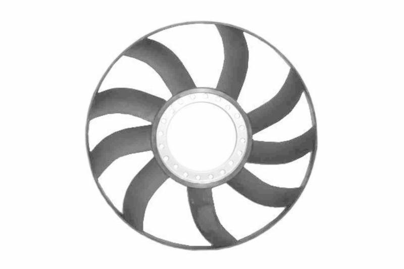 Lüfterrad, Motorkühlung Original VEMO Qualität