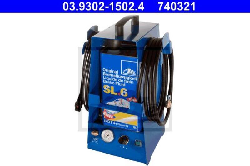 ATE Filler/Bleeder Unit, brake fluid
