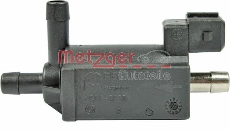 METZGER Ventil, Luftsteuerung-Ansaugluft Original Ersatzteil