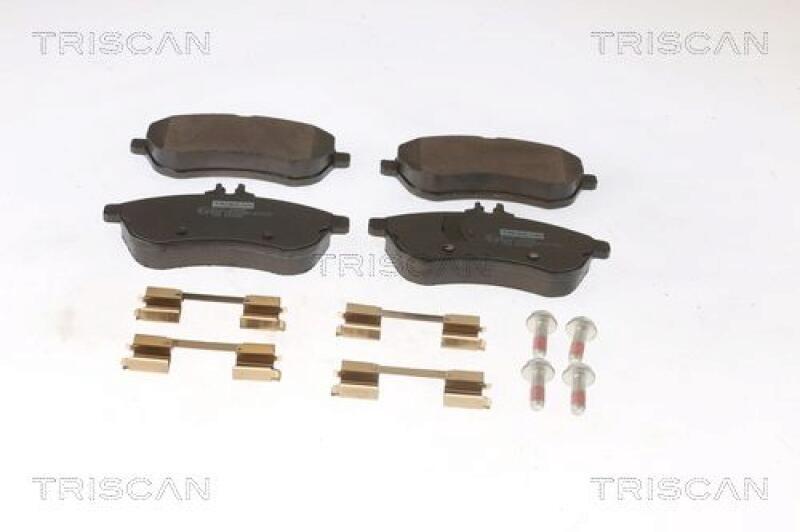 TRISCAN Brake Pad Set, disc brake