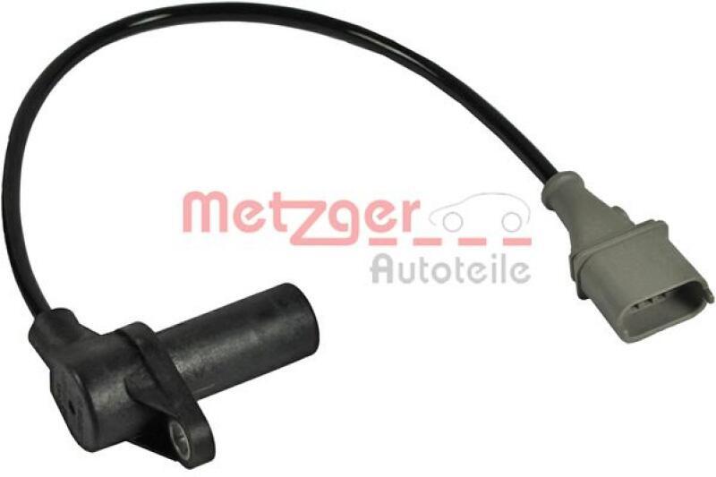 METZGER Drehzahlsensor, Motormanagement Original Ersatzteil