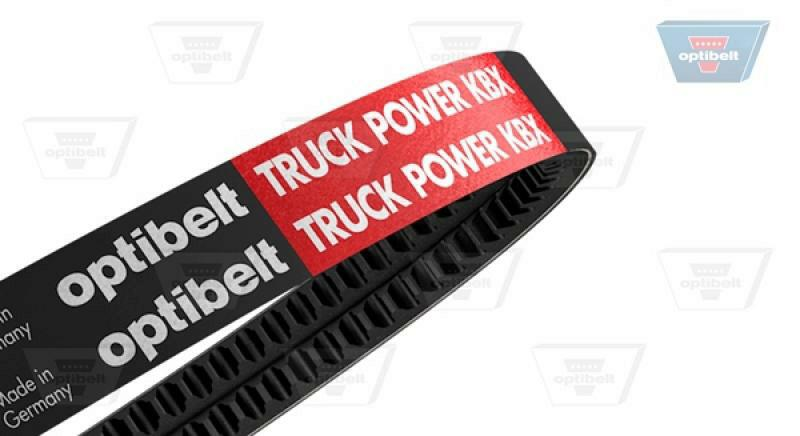 OPTIBELT Verbundkeilriemen Optibelt TruckPOWER KBX