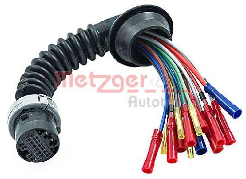 METZGER Reparatursatz, Kabelsatz