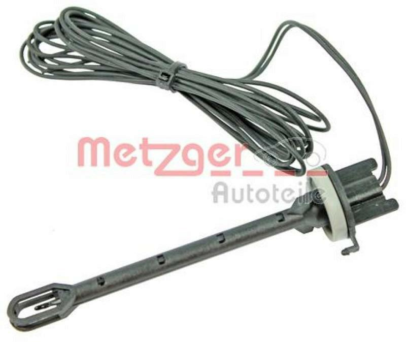METZGER Sensor, Innenraumtemperatur