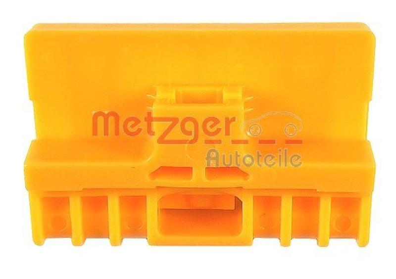 METZGER Gleitbacke, Fensterheber