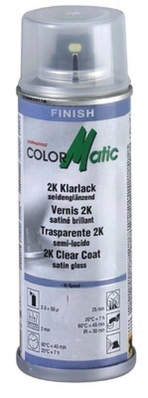 COLORMATIC 2k Klarlack Seidenglanz Härter 200ml