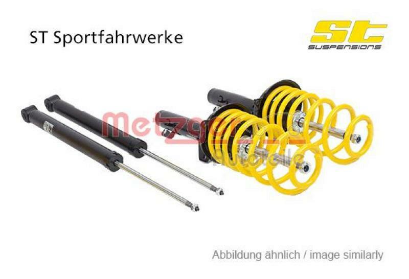METZGER Fahrwerkssatz, Federn/Dämpfer ST Sportfahrwerk
