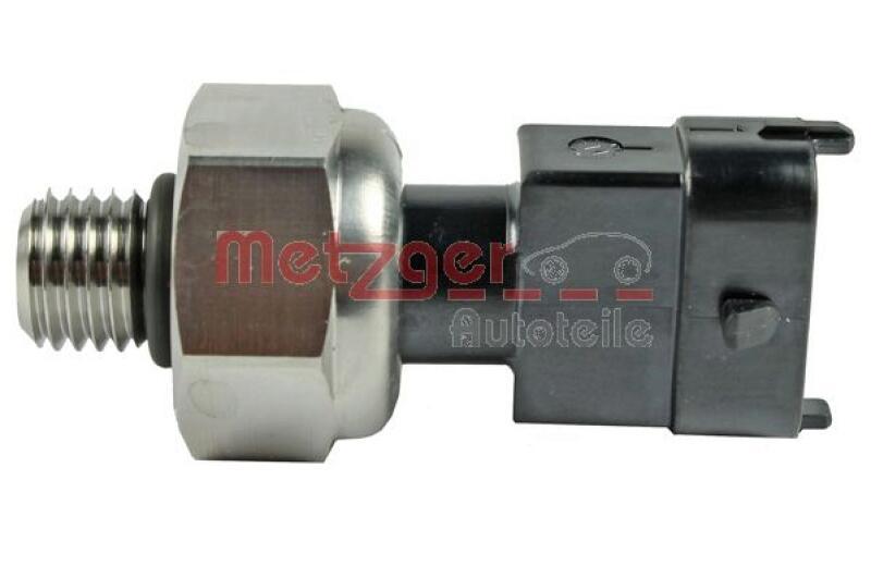 METZGER Sensor, Kraftstoffdruck Original Ersatzteil