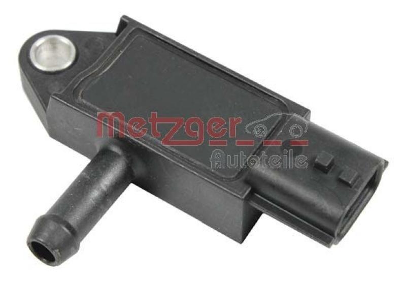 METZGER Sensor, Abgasdruck