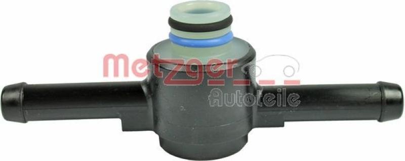 METZGER Ventil, Kraftstofffilter ORIGINAL ERSATZTEIL