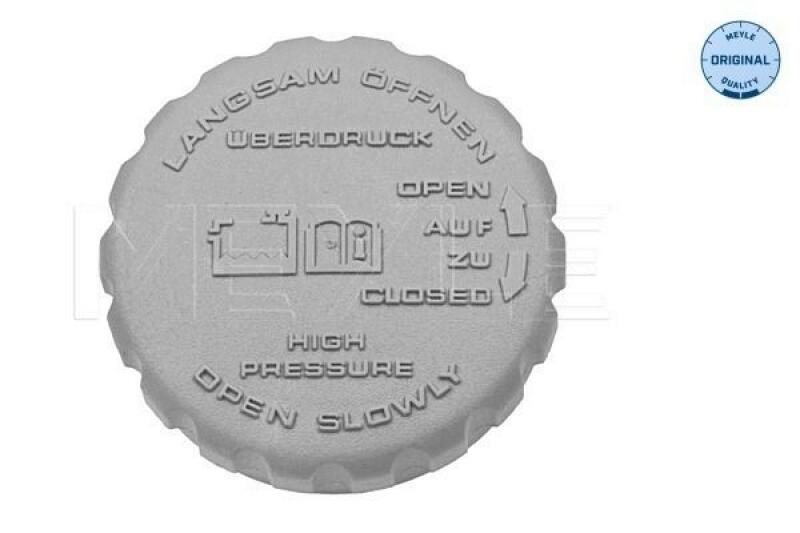 MEYLE Verschlussdeckel, Kühlmittelbehälter MEYLE-ORIGINAL Quality