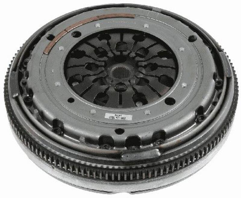 SACHS Kupplungssatz ZMS Modul