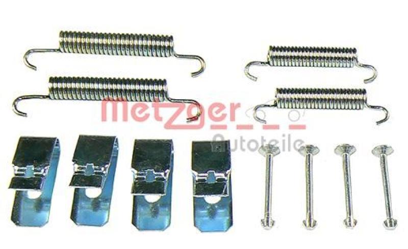 METZGER Zubehörsatz, Feststellbremsbacken
