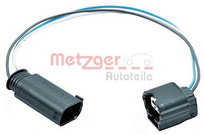 METZGER Kabelsatz, Nebelscheinwerfer