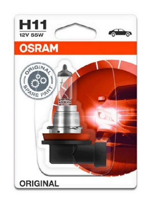 OSRAM H11 Fernscheinwerfer Glühlampe