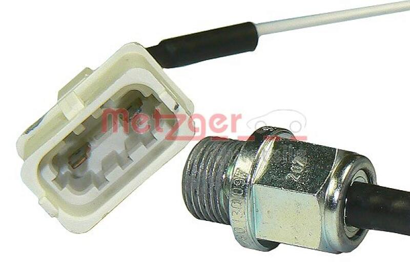 METZGER Sensor, Zylinderkopftemperatur ORIGINAL ERSATZTEIL
