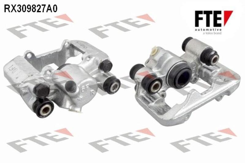 2x Bremssattel Hinten L+R für Toyota Corolla ZZE12 E12 E12J Prius W2 bis 2007