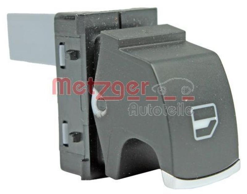 METZGER Schalter, Fensterheber Original Ersatzteil