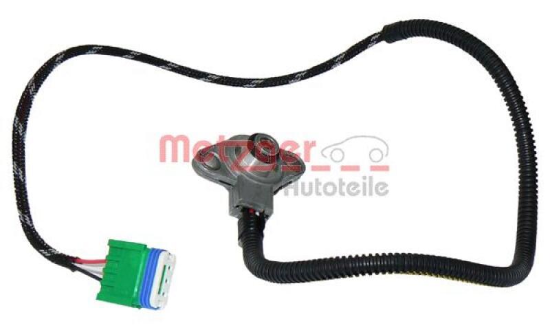 METZGER Sensor, Öldruck ORIGINAL ERSATZTEIL