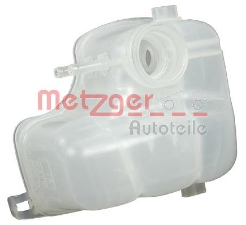 METZGER Ausgleichsbehälter, Kühlmittel Original Ersatzteil