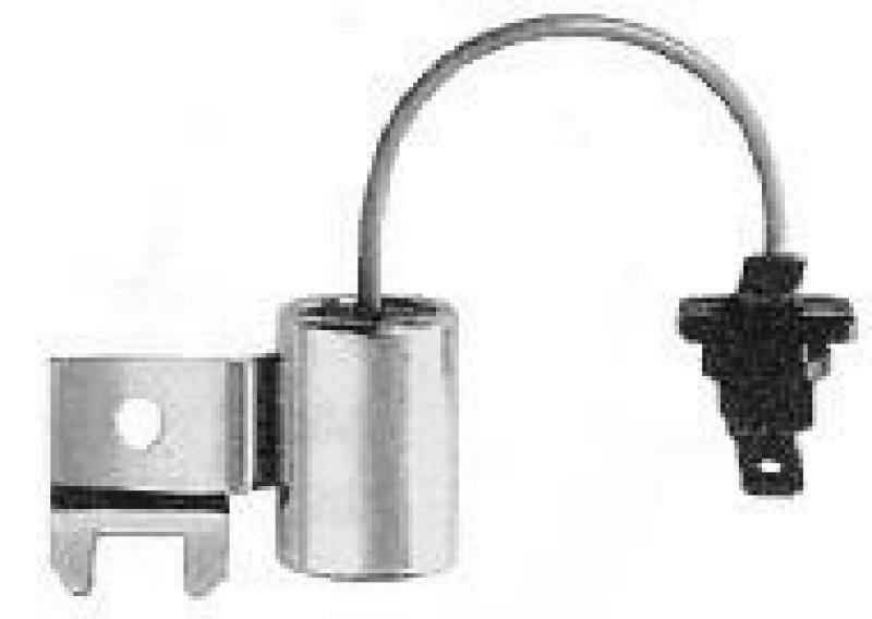 BERU Kondensator, Zündanlage