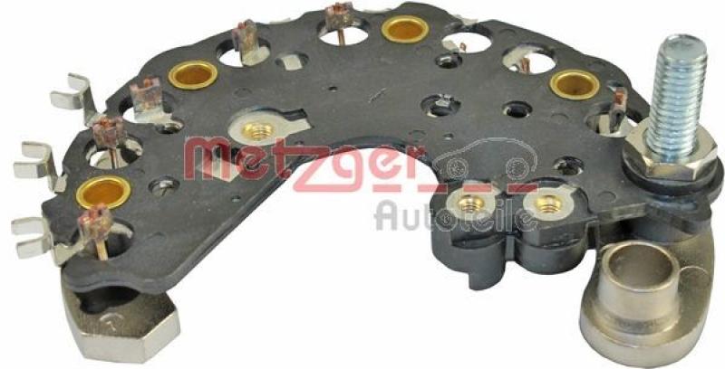METZGER Gleichrichter, Generator