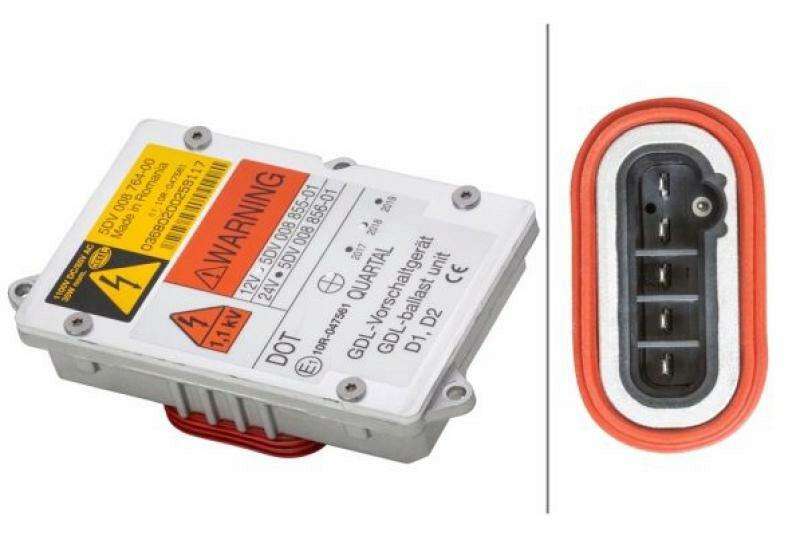 HELLA Vorschaltgerät, Gasentladungslampe