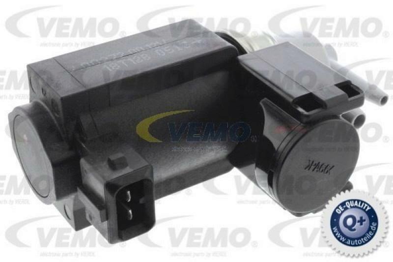 VEMO Druckwandler, Abgassteuerung Q+, Erstausrüsterqualität