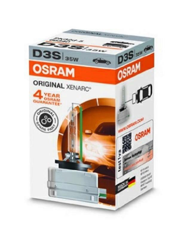 OSRAM D3S Hauptscheinwerfer XENARC Glühlampe