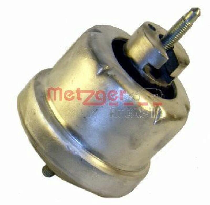 METZGER Lagerung, Motor