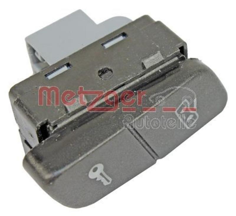 METZGER Schalter, Türverriegelung