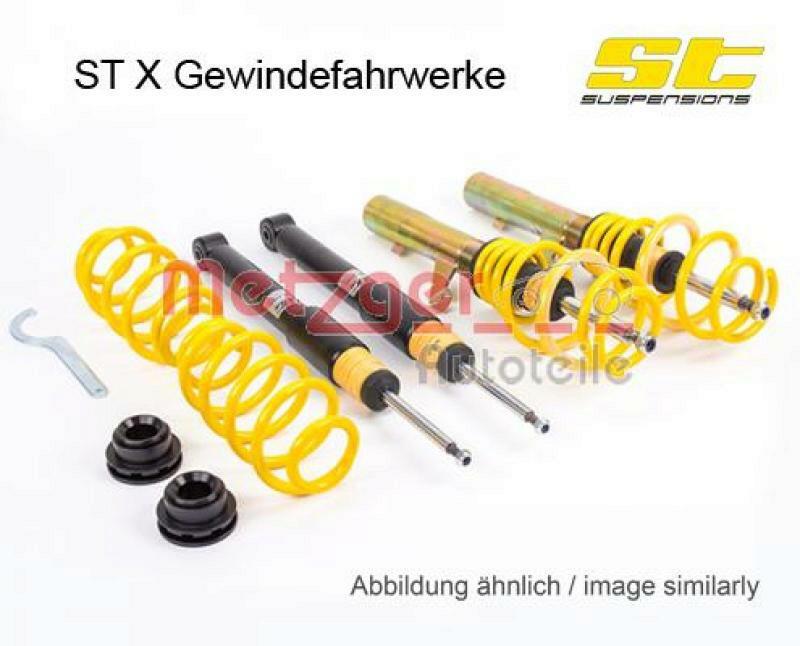 METZGER Fahrwerkssatz, Federn/Dämpfer ST X Gewindefahrwerk