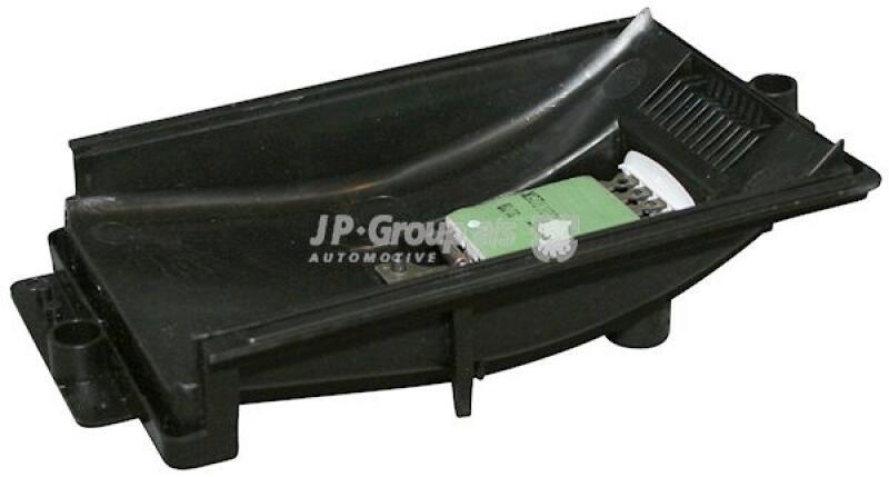 JP GROUP Resistor, interior blower JP GROUP