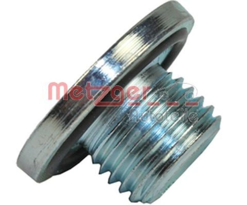 METZGER Sealing Plug, oil sump