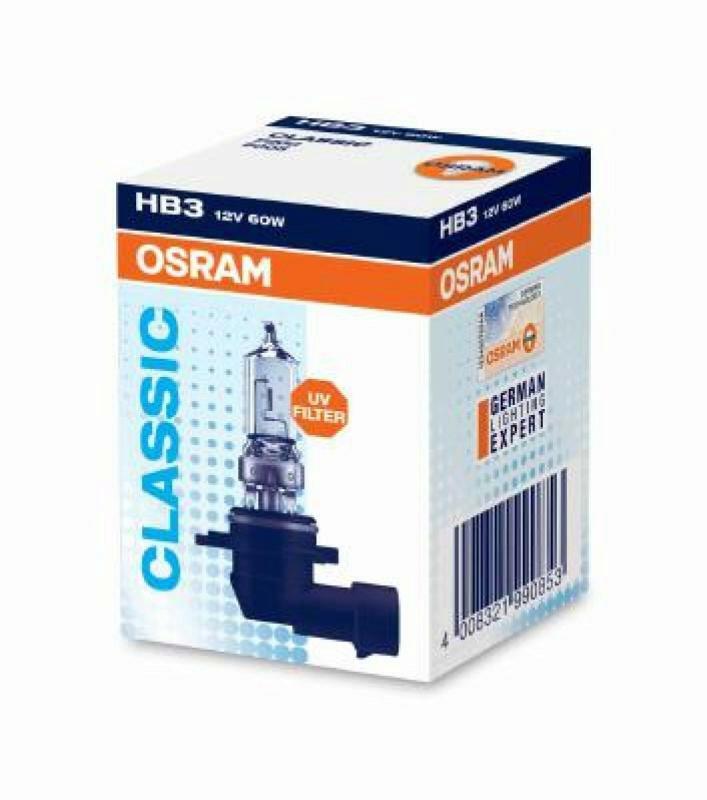 OSRAM Fernscheinwerfer Glühlampe