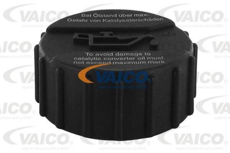 Verschluss, Öleinfüllstutzen Original VAICO Qualität
