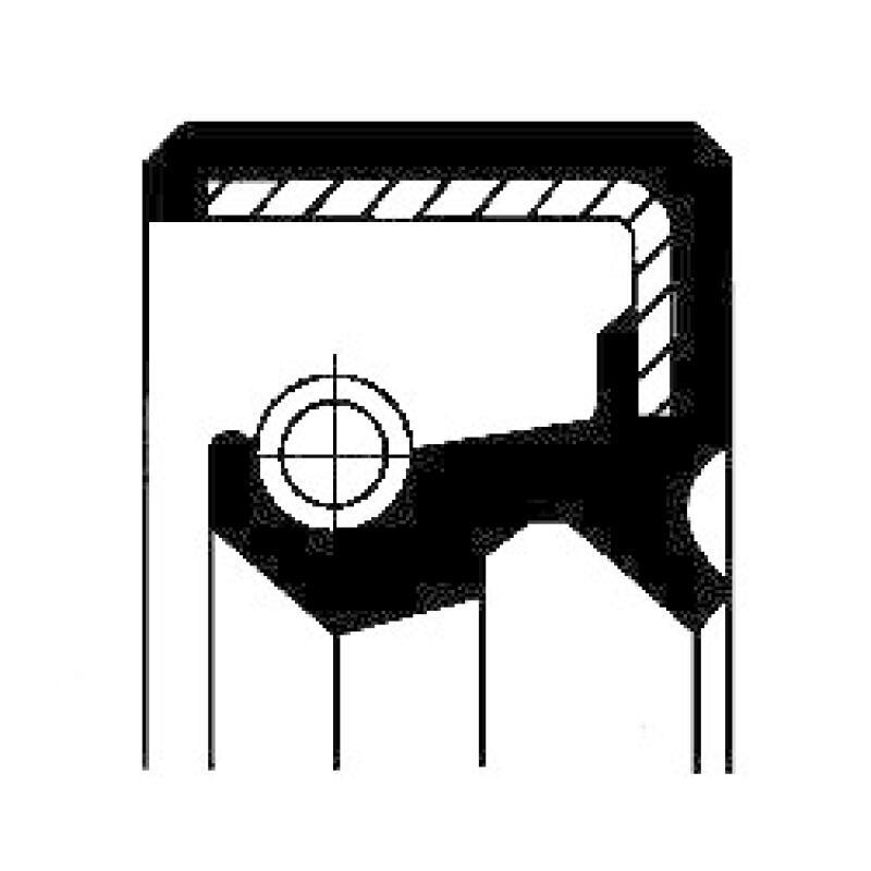 CORTECO Wellendichtring, Lenkgetriebe
