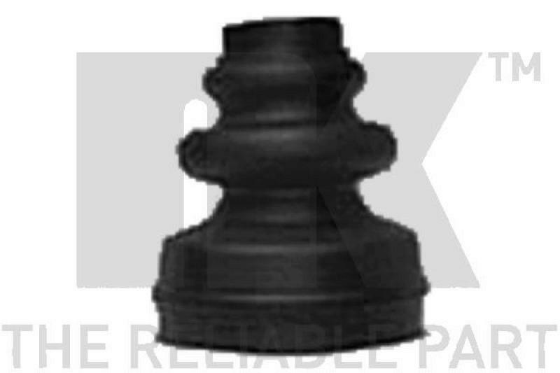 NK Faltenbalgsatz, Antriebswelle