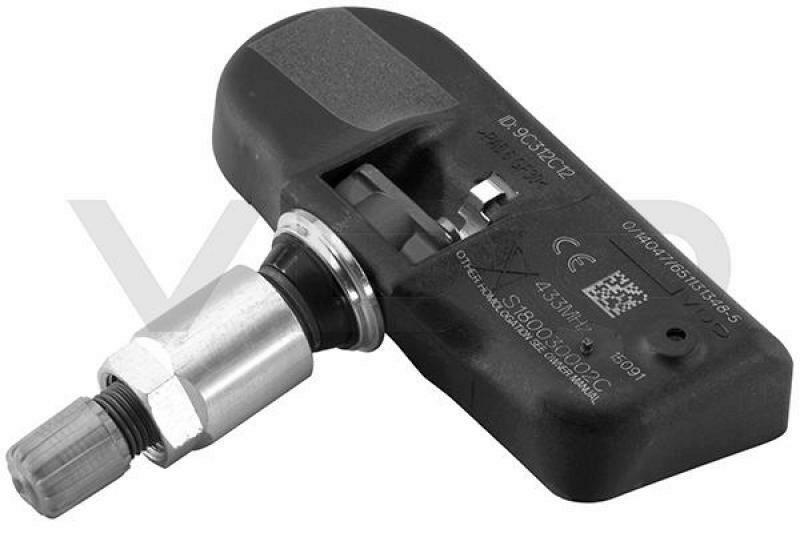 VDO Radsensor, Reifendruck-Kontrollsystem
