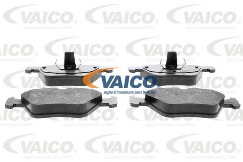 VAICO 4x Bremsbeläge Bremsbelagsatz