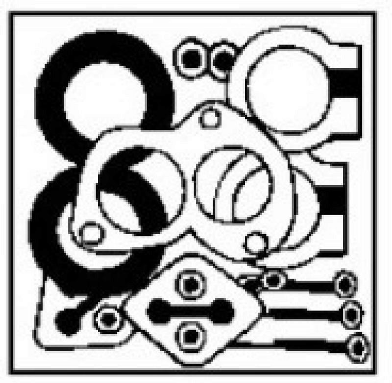 WALKER Montagesatz, Ruß-/Partikelfilter