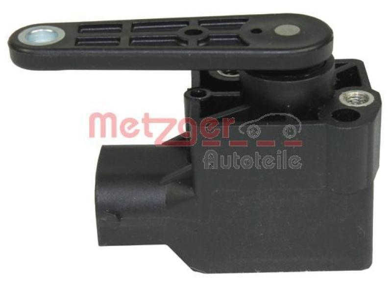 METZGER Sensor, Xenonlicht (Leuchtweiteregulierung) ORIGINAL ERSATZTEIL