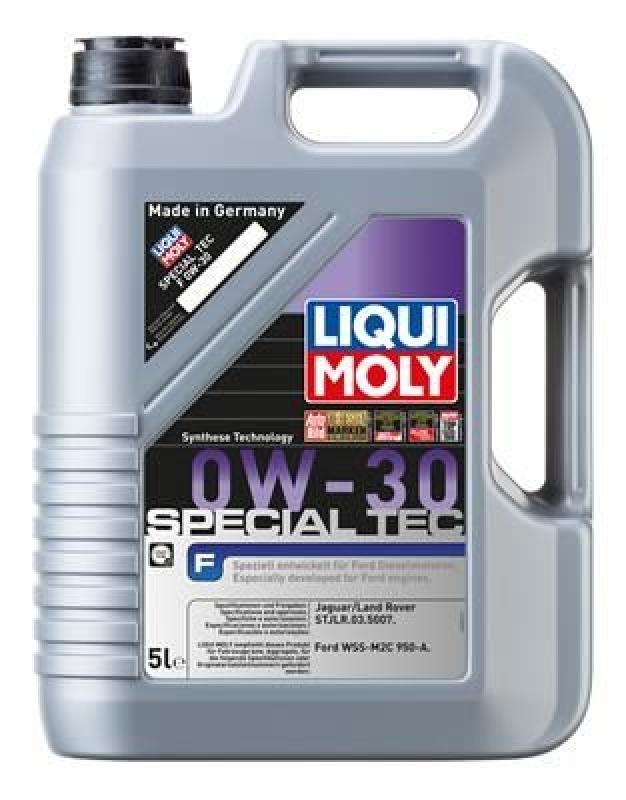 LIQUI MOLY Motoröl Special Tec F 0W-30